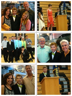 8th grade graduation - what matters most now blog