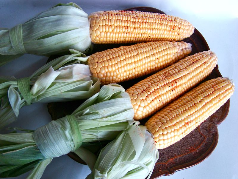 corn on the cob = whatmattersmostnow.typepad,com