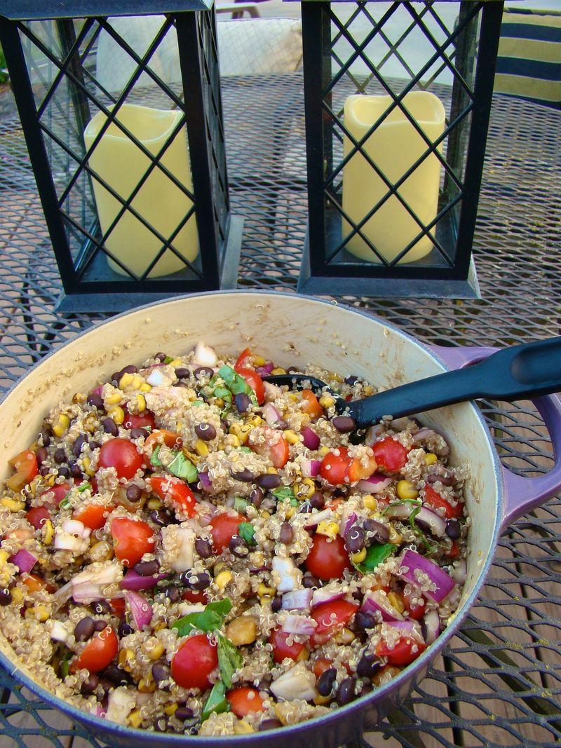 quinoa salad www.whatmattersnow.typepad.com