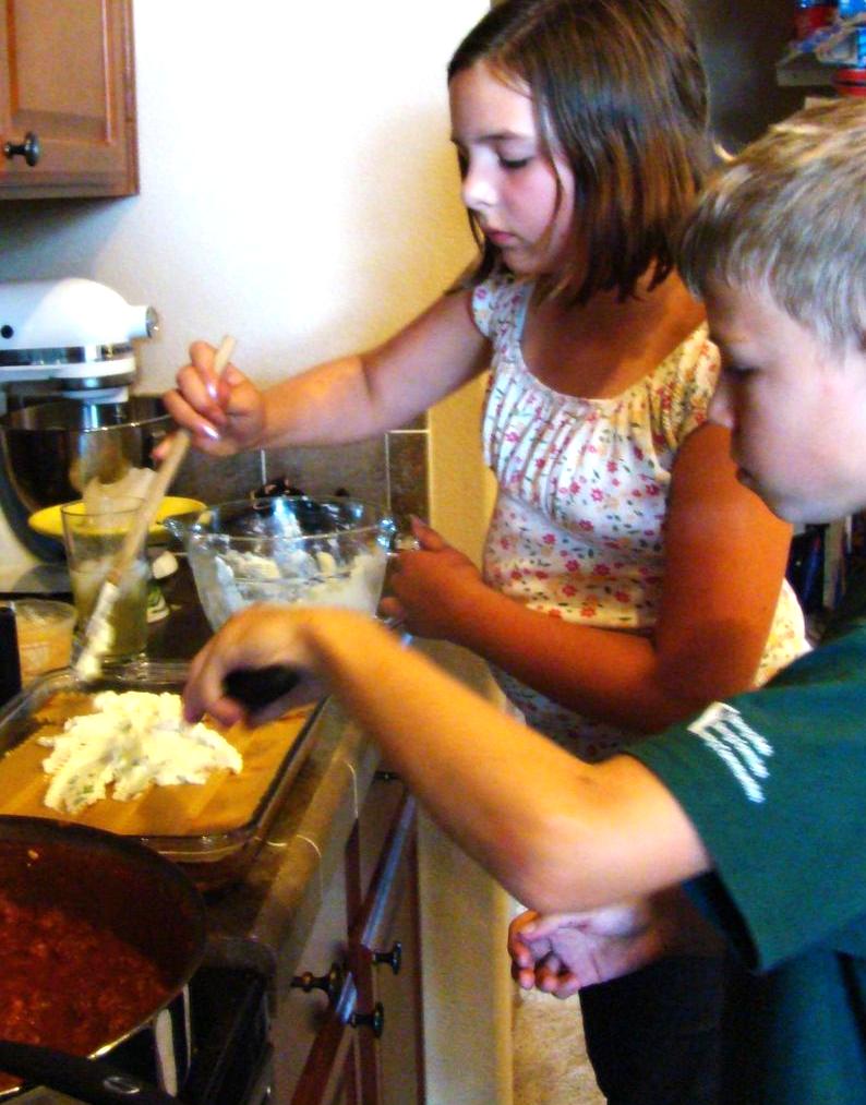 Kids Cooking whatmattersmostnow.typepad.com