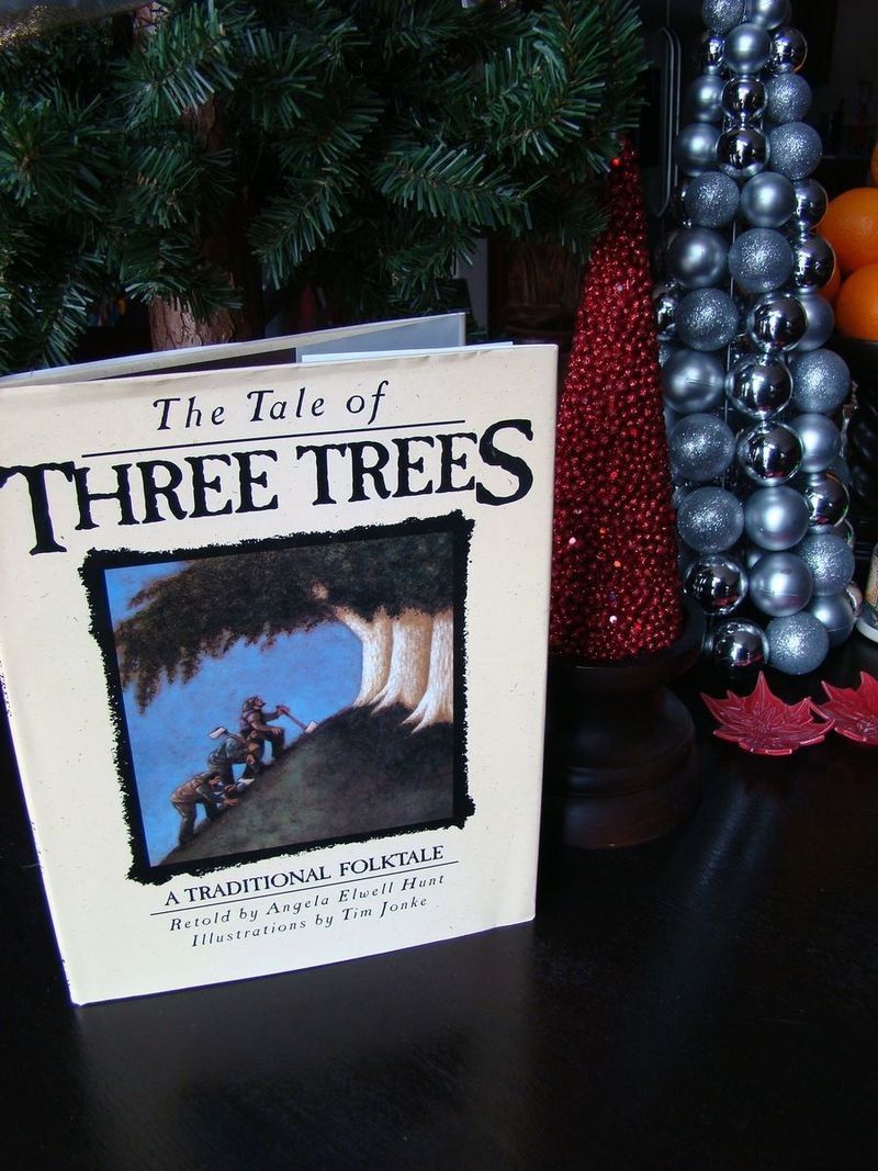The Tale of Three Trees Book whatmattersmostnow.typepad.com