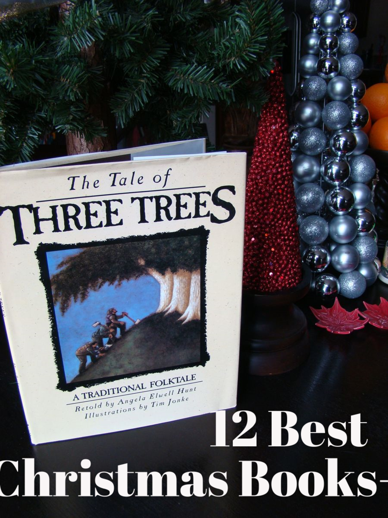 Top 12 Christmas Books www.whatmattersmostnow.typepad.com