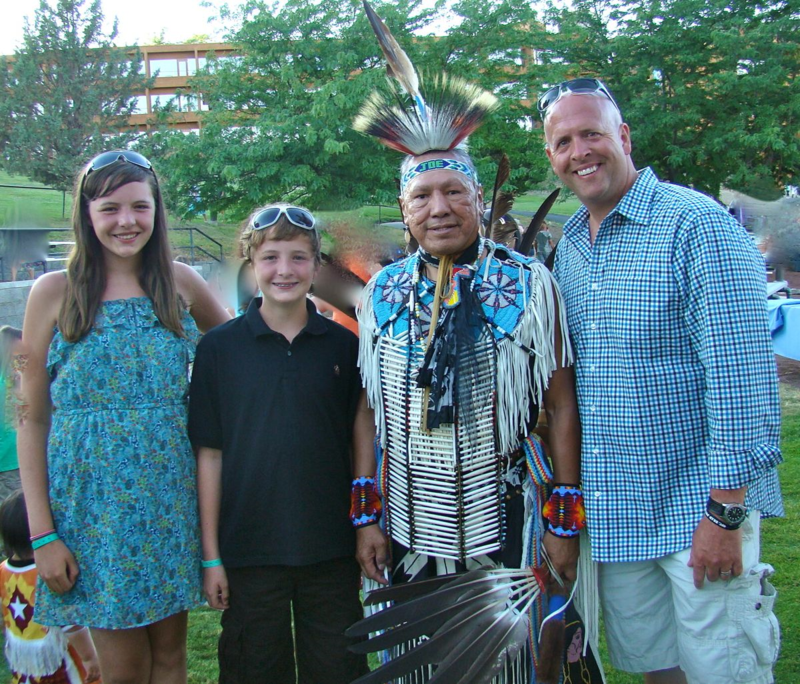 Pow Wow image from whatmattersmostnow blog
