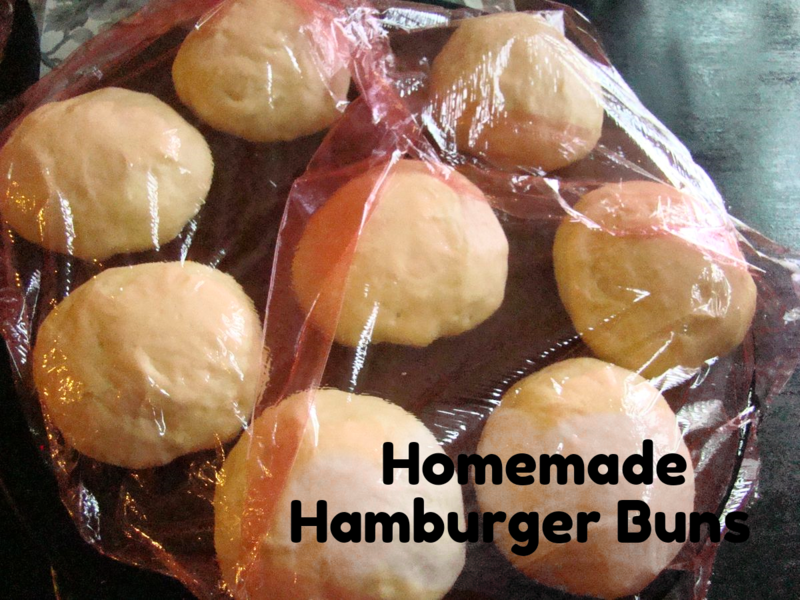 hamburger buns - www.whatmattersmostnow.typepad.com
