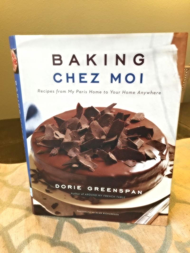Dorie Greenspan's Baking Chez Moi Cookbook www.whatmattersmostnow.typepad.com