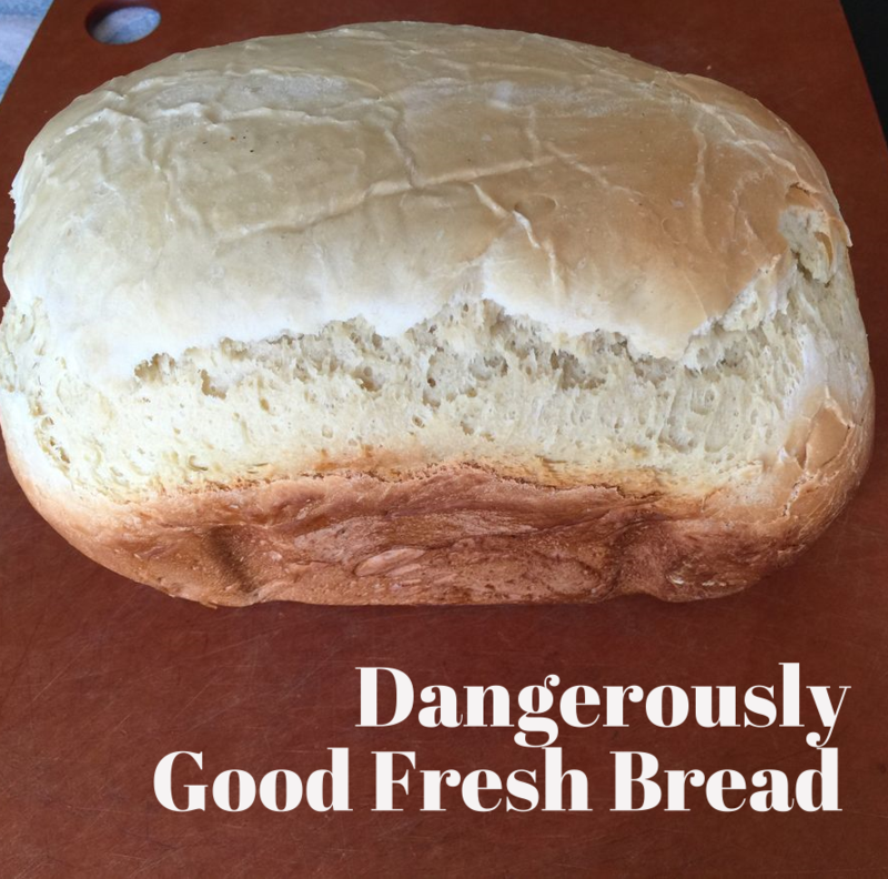 Bread machine baked loaf whatmattersmostnow.typepad.com