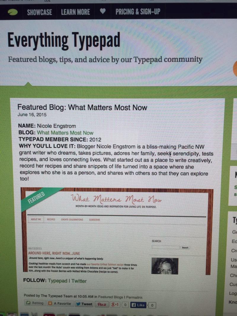 whatmattersmostnow.typepad.com