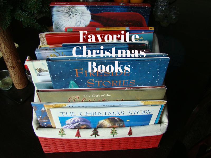 Favorite Christmas Books www.whatmattersmostnow.typepad.com
