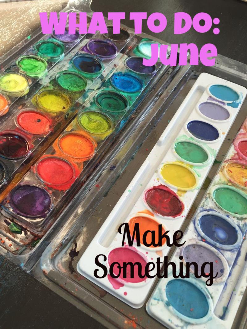 Make Something! Paints www.whatmattersmostnow.typepad.com