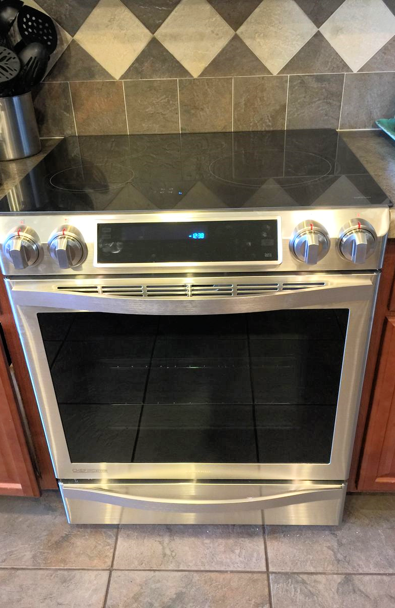Samsung Chef Collection 30 in. 5.8 cu. ft. Oven whatmattersmostnow.typepad.com